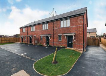 Thumbnail 2 bed end terrace house for sale in Cowslip Drive, Carlton-In-Lindrick