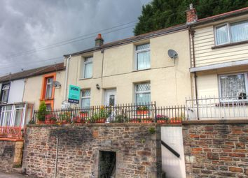Thumbnail 2 bed terraced house for sale in Ystrad Road, Pentre