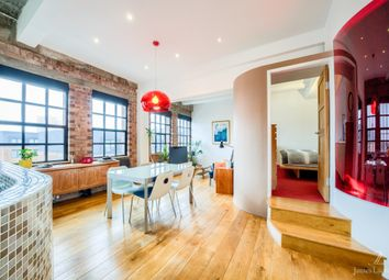 Thumbnail 2 bed flat for sale in Wexler Lofts, 100 Carver Street, Jewellery Quarter