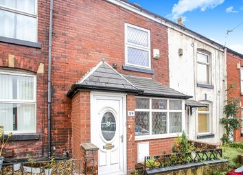 Thumbnail 2 bedroom terraced house for sale in Mill Lane, Hyde, Greater Manchester