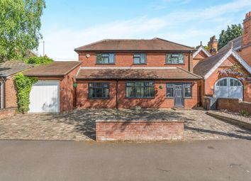 Thumbnail 3 bedroom detached house for sale in Greswolde Park Road, Acocks Green, Birmingham