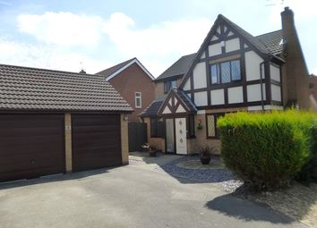 4 bed detached house for sale in Copse Close, Leicester Forest East LE3