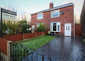 Thumbnail 3 bed semi-detached house for sale in Holborn Avenue, Leigh