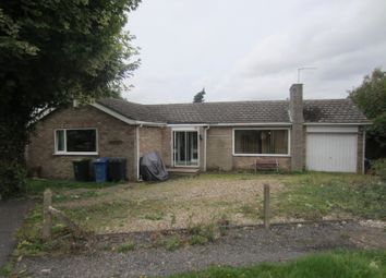 Thumbnail 3 bed bungalow for sale in Oak Avenue, Dunholme