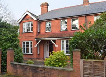 Thumbnail 1 bed flat for sale in Middle Gordon Road, Camberley