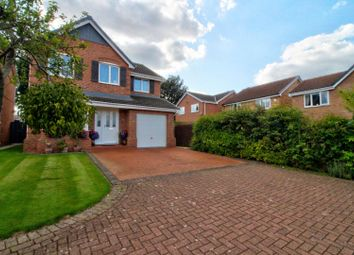 Thumbnail 4 bed detached house for sale in Moorland View, Rotherham
