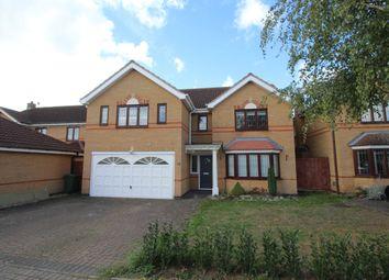 Thumbnail 4 bed detached house to rent in Gatewick Lane, Caldecotte, Milton Keynes