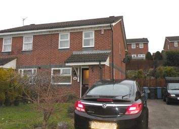 Thumbnail 3 bed semi-detached house for sale in Old Mansfield Road, Derby