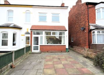 3 bed semi-detached house to rent in Claremont Road, Birkdale, Southport PR8