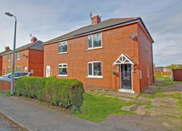 Thumbnail 3 bed semi-detached house for sale in Paper Mill Road, Rawcliffe Bridge, Goole