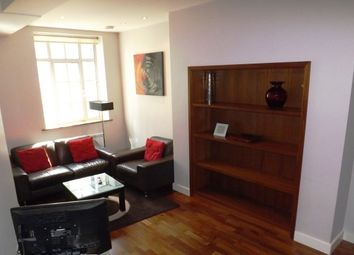 Thumbnail 1 bed flat to rent in Greek Street, Leeds