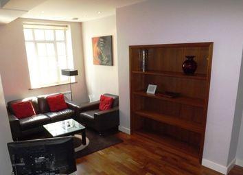 Thumbnail 1 bed flat to rent in Greek Street, Leeds