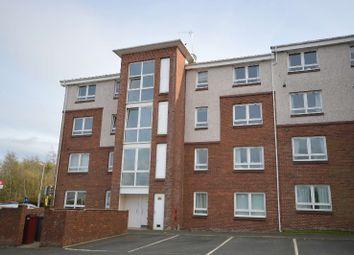 Thumbnail 2 bed flat for sale in Eaglesham Court, East Kilbride, South Lanarkshire