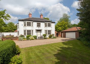 Thumbnail 5 bed detached house for sale in Gt. Hautbois Road, Coltishall, Norwich