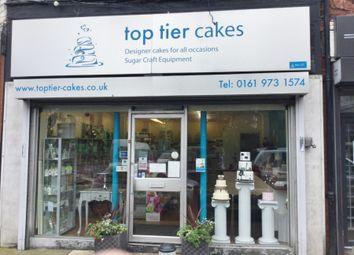 Thumbnail Retail premises for sale in 127 Northenden Road, Sale