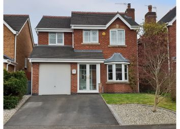 3 bed detached house for sale in Highland Drive, Stoke-On-Trent ST3