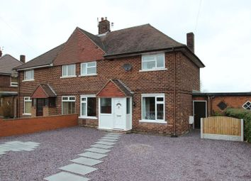 Thumbnail 4 bedroom semi-detached house for sale in Grove Avenue, Kidsgrove, Stoke-On-Trent