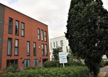 Thumbnail 4 bed terraced house for sale in Broadwater Road, Welwyn Garden City