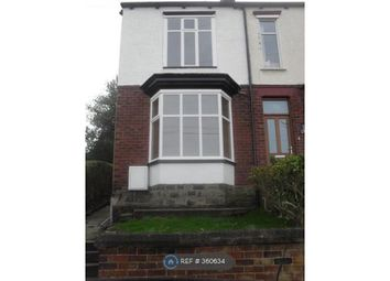 Thumbnail 3 bed end terrace house to rent in Mount View Road, Sheffield
