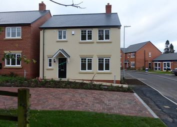 Thumbnail 3 bed detached house to rent in Cowslip Acres, Newport