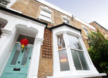 Thumbnail 3 bed detached house to rent in Evering Road, London