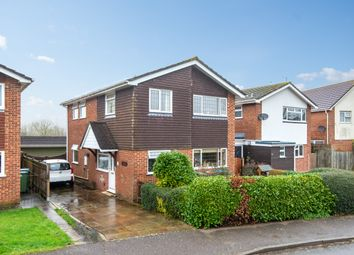 Thumbnail 4 bed detached house for sale in Saltings Way, Upper Beeding, Steyning