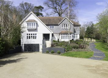 Thumbnail 6 bed property for sale in Coombe Park, Kingston Upon Thames, Surrey