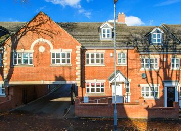 Thumbnail 4 bedroom town house for sale in St Peters Avenue, Kettering