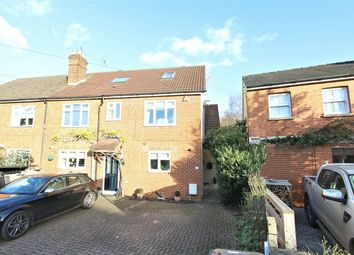Thumbnail 4 bed end terrace house for sale in Common Lane, New Haw, Addlestone