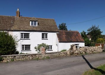Thumbnail 4 bed semi-detached house for sale in Vicarage Lane, Hillesley, Wotton-Under-Edge, Gloucestershire