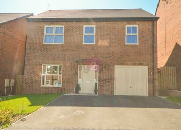 Thumbnail 4 bed detached house for sale in Berrisford Avenue, Eckington, Sheffield