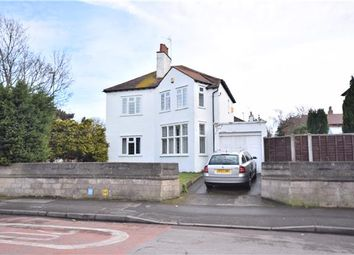 Thumbnail 3 bed detached house for sale in Sandhurst Road, Gloucester
