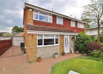 Thumbnail Semi-detached house for sale in Larch Walk, Kennington, Ashford