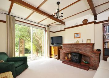 Thumbnail 3 bed detached house for sale in Rutherwyke Close, Ewell