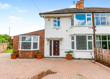 Thumbnail 4 bed semi-detached house for sale in Bants Lane, Duston, Northampton, Northamptonshire