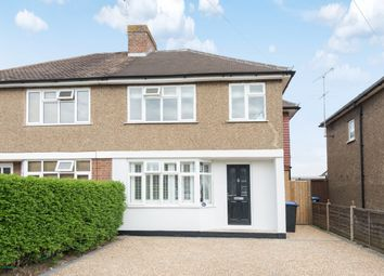 Thumbnail 3 bed semi-detached house for sale in Coniston Road, Woking