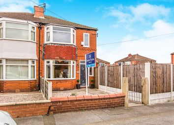 Thumbnail 3 bedroom semi-detached house for sale in Middleton Road, Stockport