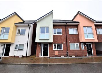 3 bed end terrace house for sale in Robinson Road, Blackpool, Lancashire FY1