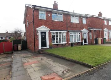 Thumbnail 3 bed semi-detached house for sale in Stanley Close, Westhoughton, Bolton