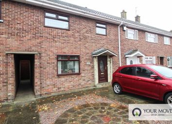 Thumbnail 3 bed terraced house for sale in Northgate, Lowestoft