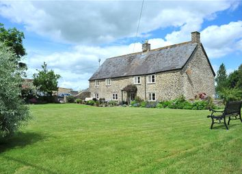 Thumbnail 4 bed equestrian property for sale in Nyland, Gillingham, Dorset