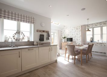 "Thumbnail 3 bed detached house for sale in ""The Portland"" at Witney Road, Kingston Bagpuize, Abingdon"
