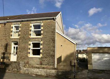 Thumbnail 3 bed semi-detached house for sale in Cefn Road, Gwaun Cae Gurwen, Ammanford