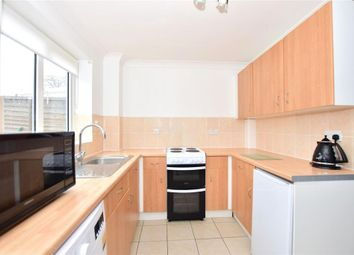 Thumbnail 2 bed terraced house for sale in Tatsfield Close, Gillingham, Kent