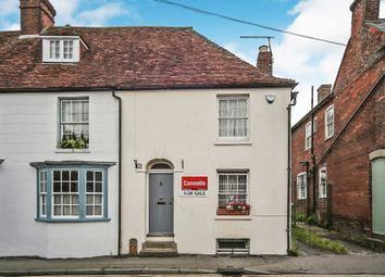 Thumbnail 2 bed end terrace house for sale in The Street, Boughton-Under-Blean, Faversham