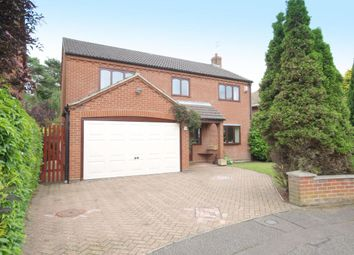 Thumbnail 4 bed detached house to rent in Paston Way, Thorpe St Andrew, Norwich