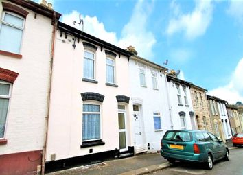 Thumbnail 3 bedroom terraced house for sale in Melbourne Road, Chatham, Kent