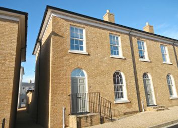 Thumbnail 3 bed end terrace house to rent in Trematon Street, Poundbury, Dorchester