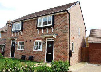 Thumbnail 3 bed property to rent in Poppy Leys, Brixworth, Northampton