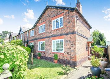 Thumbnail 3 bed terraced house for sale in Station View Post Office Lane, Hampton, Malpas